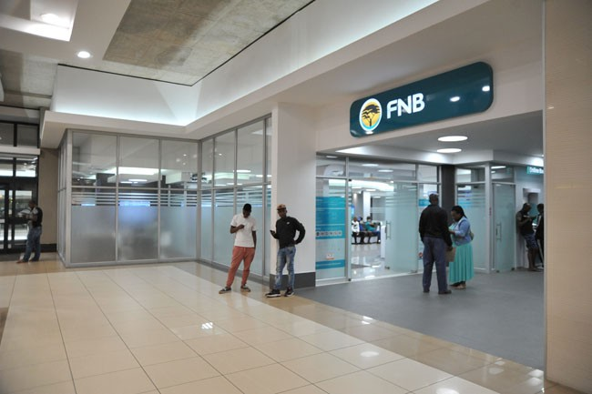 FNB – Branch – Galleria Mall