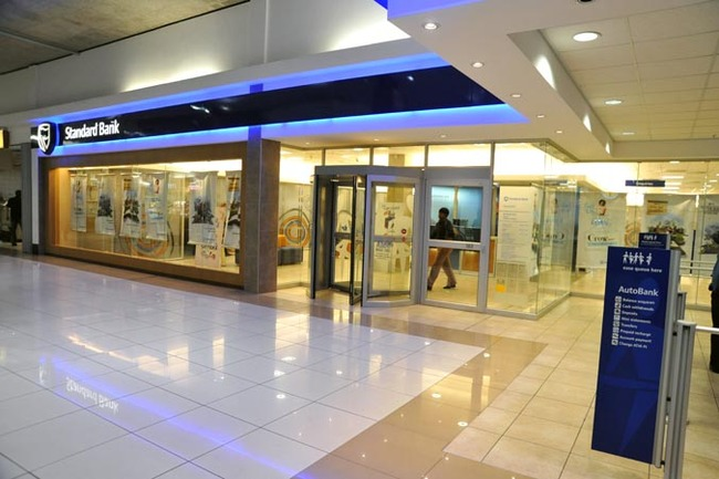 Standard bank forex branches
