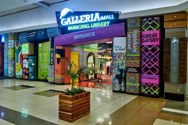 Galleria Mall Municipal Library