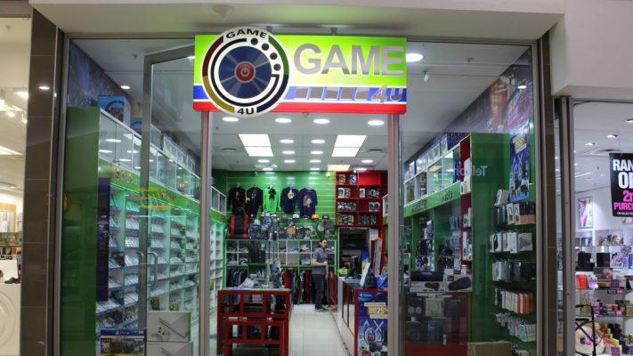 Game 4U